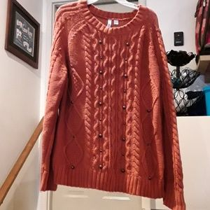 XL Relativity Sweater